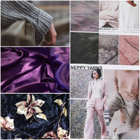 Fabrics for winter 2017/2018